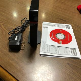 バッファロー(Buffalo)のバッファロー 無線LANルーター WHR-1166DHP(PC周辺機器)