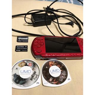 プレイステーションポータブル(PlayStation Portable)のPSP3000  PlayStation Portable 超美品(携帯用ゲーム本体)