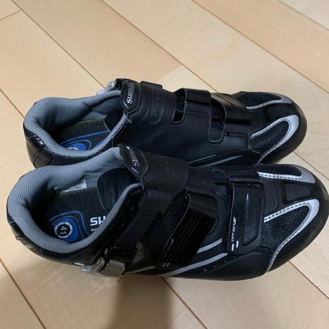 SHIMANO(シマノ)のシマノビンディングシューズ スポーツ/アウトドアの自転車(その他)の商品写真