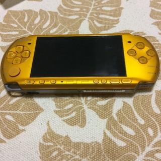 プレイステーションポータブル(PlayStation Portable)のプレイステーションポータブル PSP3000(携帯用ゲーム本体)