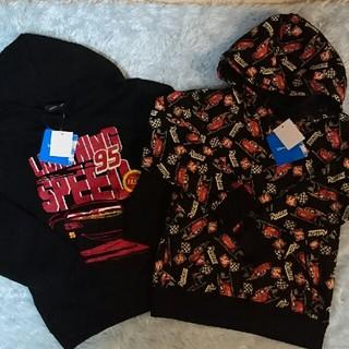 ディズニー(Disney)の新品・未使用品★ カーズ ★ パーカー ★ 2枚セット(Tシャツ/カットソー)