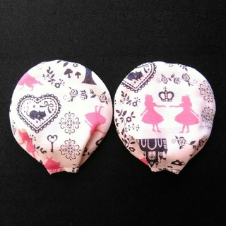 母乳パッド/アリス(ピンク)(母乳パッド)