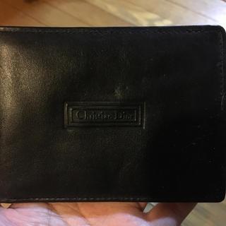クリスチャンディオール(Christian Dior)のChristian Dior のメンズ 札入れ  二つ折り財布(折り財布)