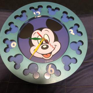 ディズニー(Disney)のミッキーマウス掛け時計(掛時計/柱時計)