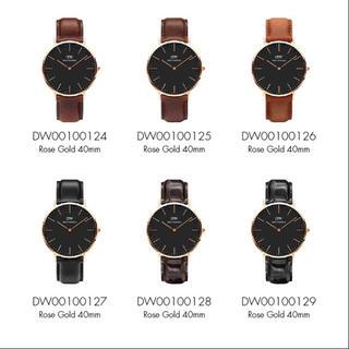 ダニエルウェリントン(Daniel Wellington)の新品未使用 ダニエルウェリントン 腕時計 【5年保証付】(腕時計)