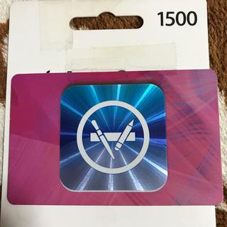 アップル(Apple)のapple store カード(その他)