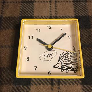 リサラーソン(Lisa Larson)のスタディオ クリップ&リサラーソンの時計(置時計)