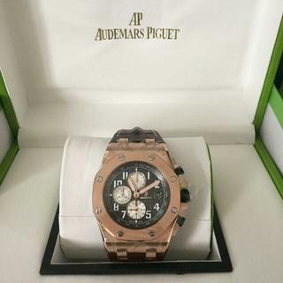 オーデマピゲ(AUDEMARS PIGUET)のaudemars piguet オーデマピゲ メンズ腕時計 箱付き(腕時計(アナログ))