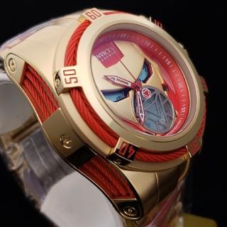 インビクタ(INVICTA)の最高峰◆ インビクタ◆ MARVEL アイアンマン◆定価約43万円(腕時計(アナログ))