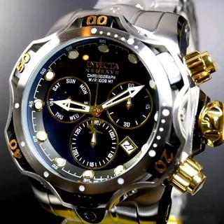 インビクタ(INVICTA)の◆定価33万円 ◆インビクタ◆NEW VENOM◆最強WR1000M防水(腕時計(アナログ))