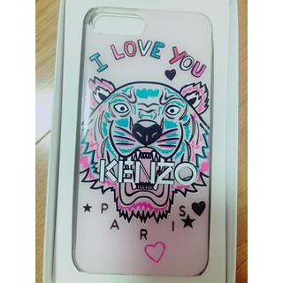 ケンゾー(KENZO)のKENZO iphone7.8plusケース(iPhoneケース)