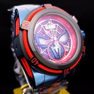 インビクタ(INVICTA)のインビクタ◆ MARVEL スパイダーマン◆定価約43万円◆インヴィクタ(腕時計(アナログ))