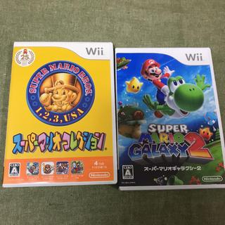 Wii - スーパーマリオ Wii