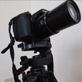 キヤノン(Canon)の【値下げ】キャノン カメラ 三脚 メモリー(その他)