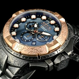 インビクタ(INVICTA)の◆Excursionハイブリッド◆定価約23万円◆ インビクタ◆ブラックローズ(腕時計(アナログ))