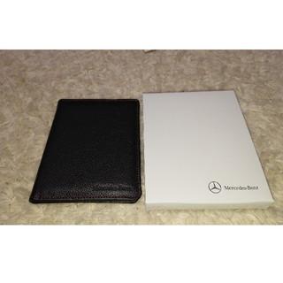 Mercedes-Benz パスポートケース(合皮)