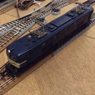 カトー(KATO`)のTOMIX EF58 中古 ケース付き 訳あり(鉄道模型)