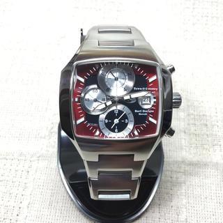 タウンアンドカントリー(Town & Country)の【希少 クロノグラフモデル お買い得】タウン &カントリー 腕時計 TTAC04(腕時計(アナログ))