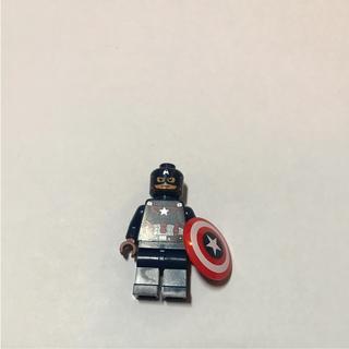 レゴ(Lego)のレゴ ミニフィグ  キャプテンアメリカ(アメコミ)
