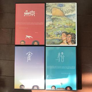 ラーメンズ DVD 4本 送料無料(お笑い/バラエティ)