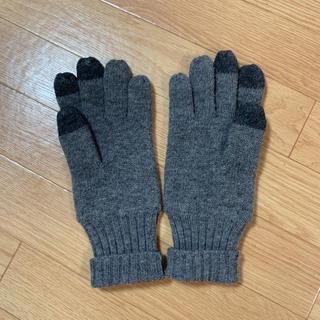 MUJI (無印良品) - 無印良品 メンズ手袋
