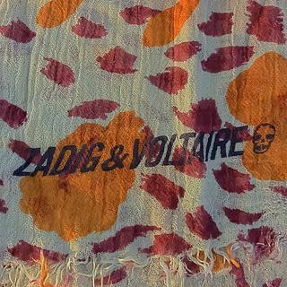 ザディグエヴォルテール(Zadig&Voltaire)の新品未使用 タグ付き ZADIG&VOLTAIRE ストール(ストール/パシュミナ)