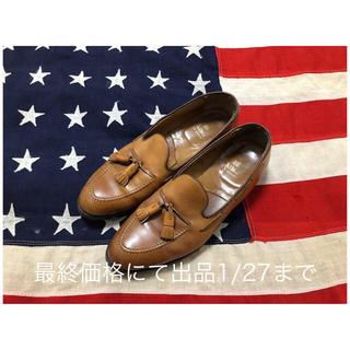 オールデン(Alden)の希少! オールデン タッセルローファー Size US10 28.0cm US(ドレス/ビジネス)