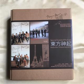 トウホウシンキ(東方神起)の東方神起 BONJOUR PARIS 写真集(K-POP/アジア)