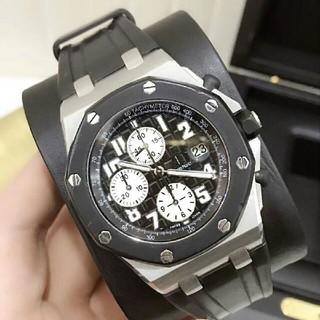 オーデマピゲ(AUDEMARS PIGUET)のオーデマ ピゲ ロイヤルオーク クロノグラフ 25940SK(腕時計(アナログ))