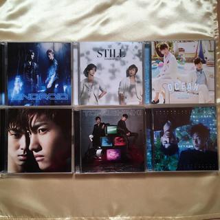 トウホウシンキ(東方神起)の東方神起 CD+DVD 6セット(K-POP/アジア)