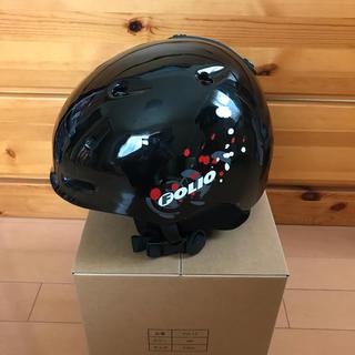 スキー ヘルメット 黒(その他)