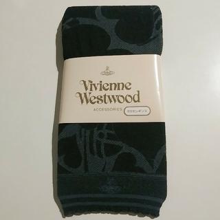 ヴィヴィアンウエストウッド(Vivienne Westwood)のVivienne Westwood ハート柄 レギンス 黒 灰色(レギンス/スパッツ)