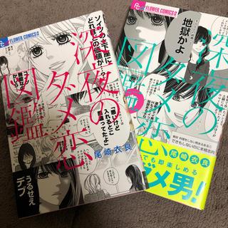 フラワー(flower)の深夜のダメ恋図鑑(少女漫画)