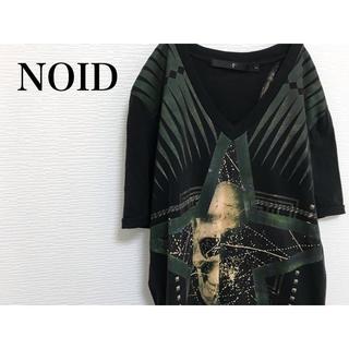 ノーアイディー(NO ID.)のNOID 半袖tシャツ(Tシャツ/カットソー(半袖/袖なし))