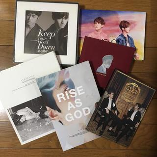 トウホウシンキ(東方神起)の東方神起 CD 6セット(K-POP/アジア)
