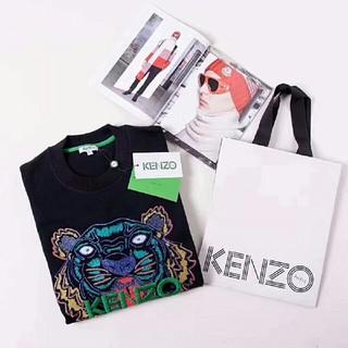 ケンゾー(KENZO)の【正規取扱店購入】KENZO タイガー ロゴ スウェット S(スウェット)