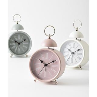 イデアインターナショナル(I.D.E.A international)のBRUNO アンティークソロベルクロック(置時計)