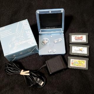 ゲームボーイアドバンス(ゲームボーイアドバンス)のゲームボーイアドバンスSP(携帯用ゲーム本体)