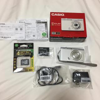 カシオ(CASIO)のcasio EX-ZR60 デジカメ(コンパクトデジタルカメラ)