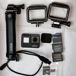 ゴープロ(GoPro)のGoPro HERO7 BLACK セット(ビデオカメラ)