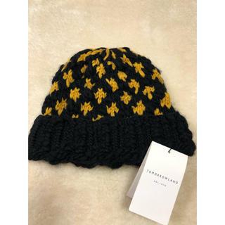 トゥモローランド(TOMORROWLAND)の新品☆TOMORROWLAND購入!ニット帽(ニット帽/ビーニー)