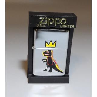 ZIPPO - ジッポーライターバスキア「ドラゴン」限定1500個シリアル付未使用