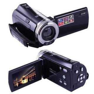 ☆1600万画素☆ ビデオカメラ 2.7インチ液晶ディスプレイ(ビデオカメラ)