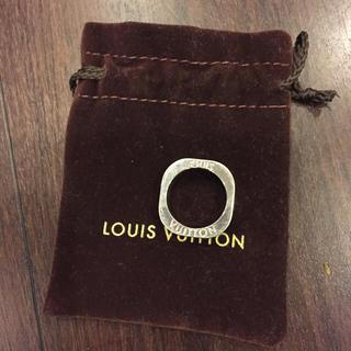 ルイヴィトン(LOUIS VUITTON)のルイヴィトン指輪21号(リング(指輪))