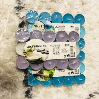 イケア(IKEA)のIKEA イケア スィンリグ 香り付きキャンドル(キャンドル)