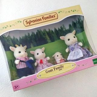 エポック(EPOCH)のシルバニアファミリー 海外版 ヤギファミリー シルバニア 赤ちゃん 人形   (キャラクターグッズ)