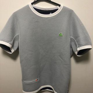 カラー(kolor)のAdidas by kolor メッシュTシャツ(Tシャツ/カットソー(半袖/袖なし))