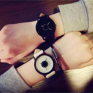 【バレンタイン限定値下げ】腕時計 ペアウォッチ 2つセット 新品未使用(腕時計)