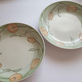 タチキチ(たち吉)のたち吉 ペアカレー皿(食器)