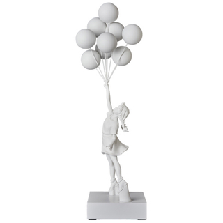 MEDICOM TOY - 希少 新品国内正規品 BANKSY Flying Balloons Girl